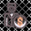 Student Banking College Savings Plan Icon