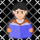 Student Boy Icon