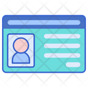 Student Card Icon