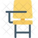 Chair Student Chair Classroom Chair Icon