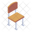 Furniture Seat Chair Icon