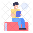Student Chat Icon
