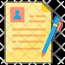 Student Data Icon