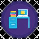 Student Desk Icon