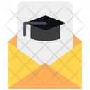 Student Email Educational Email Pupil Mail Icon