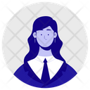 Student Girl Student Girl Icon