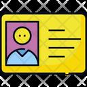 Student Id Id Card Id Icon