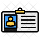 Student Card Id Card Identity Card Icon