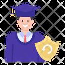 Student Insurance Icon