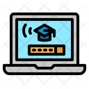 Login Student Password Icon