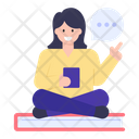 Student Message Icon