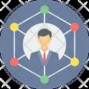 Student Network Icon