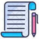 Education Note Notes Icon