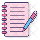 Student Notes Icon