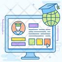 Student Portal University Portal User Portal Icon
