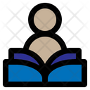Student Education Study Icon