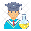 Student Research Lab Research Chemical Research Icon