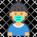 Student Boy Avatar Icon