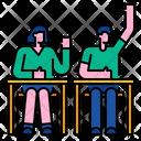 Students Classroom Student Icon