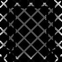 Studio Curtain Icon