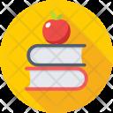 Study Diet Apple Icon