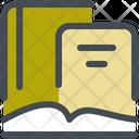 Study Education Book Icon