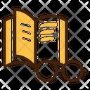 Study Book Education Icon