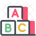 Study Blocks Icon
