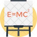 Study Board Einstein Icon