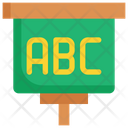 Board Sign Book Icon