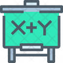 Study Learning Board Icon