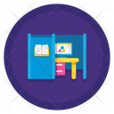 Study Booth Icon