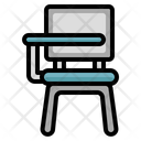 Student Classroom Desk Icon