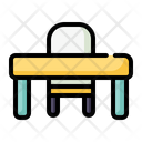 Study Desk Desk Table Icon