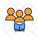 Study Group Study Book Icon