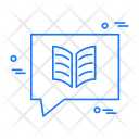 Book Message Idea Icon