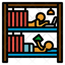 Study On Bunk Bed Icon