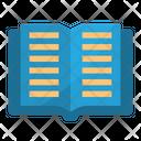 Study Read Book Icon