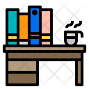 Book Office Education Icon
