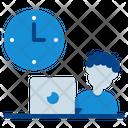 Study Time Icon