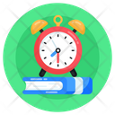Education Time Learning Time Study Time Icon