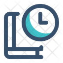 Time Duration Education Icon
