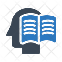 Studying Education Book Icon