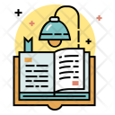 Studying Study Book Icon