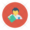 Book Notebook Student Icon