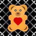 Stuffed Bear Teddy Bear Icon