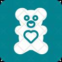Stuffed Bear Gift Icon