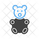 Stuffed bear Icon
