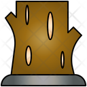 Stump Stub Short Icon