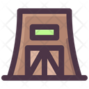 Stump House Icon